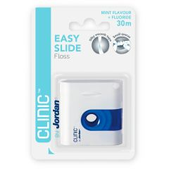 Clinic by Jordan Easy Slide Floss 30m  hammaslanka 1 kpl