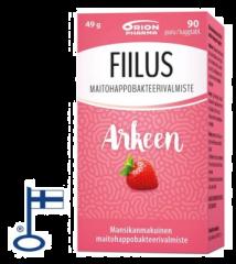 FIILUS ARKEEN MANSIKKA   90 PURUTABL